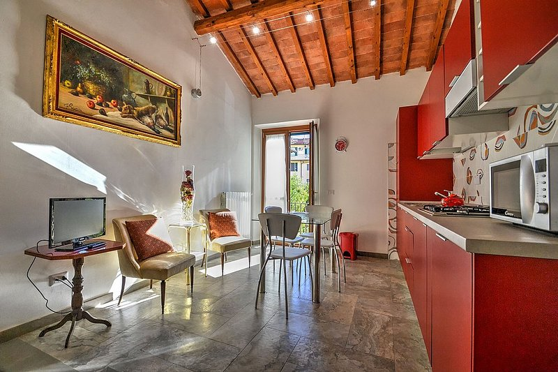 Appartamento Amos A, casa vacanza a Vitolini