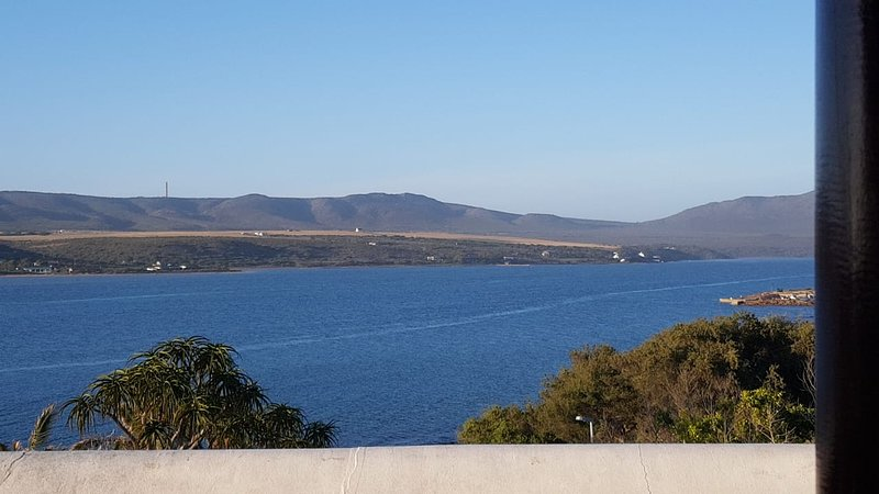 Luxury View at Breede River at Witsand.  Walking distance to beach, vacation rental in Witsand
