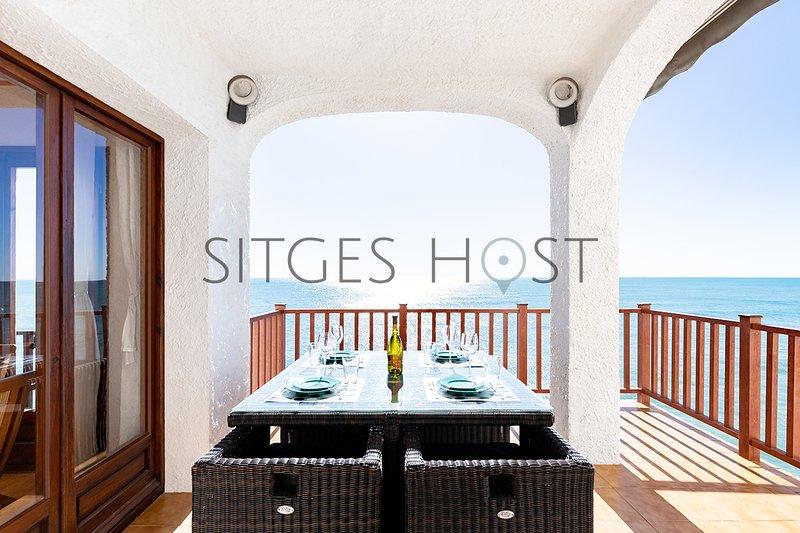 Sitges Casa del Mar, vacation rental in Sitges