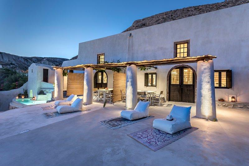 5* Canava Villas - Winery Estate, location de vacances à Vlycha