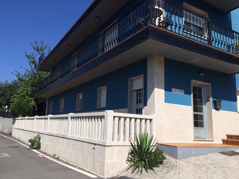 Casa Turismo Vacacional en la Ría de Pontevedra, holiday rental in Marin