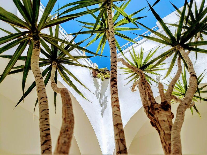 Habitación y baño en-suite (Alojamiento Boutique), location de vacances à Vejer de la Frontera