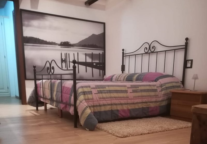 Strategic Loft Studio near MALPENSA, vakantiewoning in Robecchetto con Induno