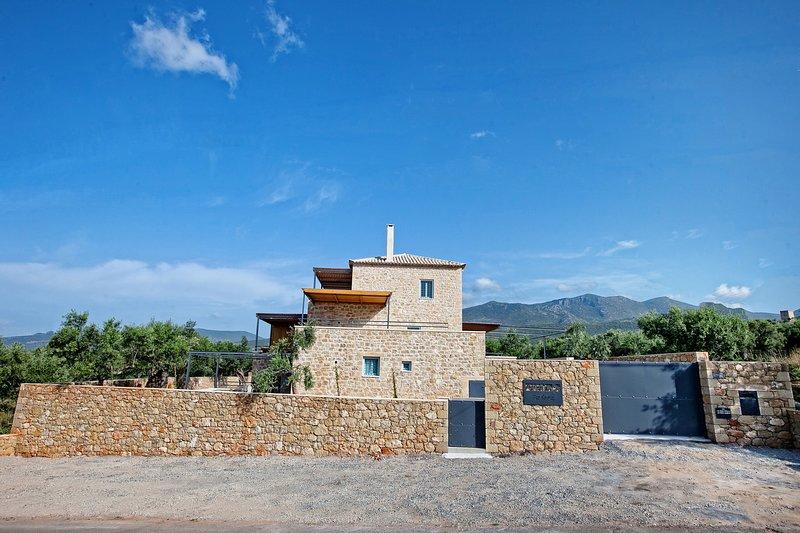 Lithos Guesthouse Kardamili-Sfina, casa vacanza a Kardamili