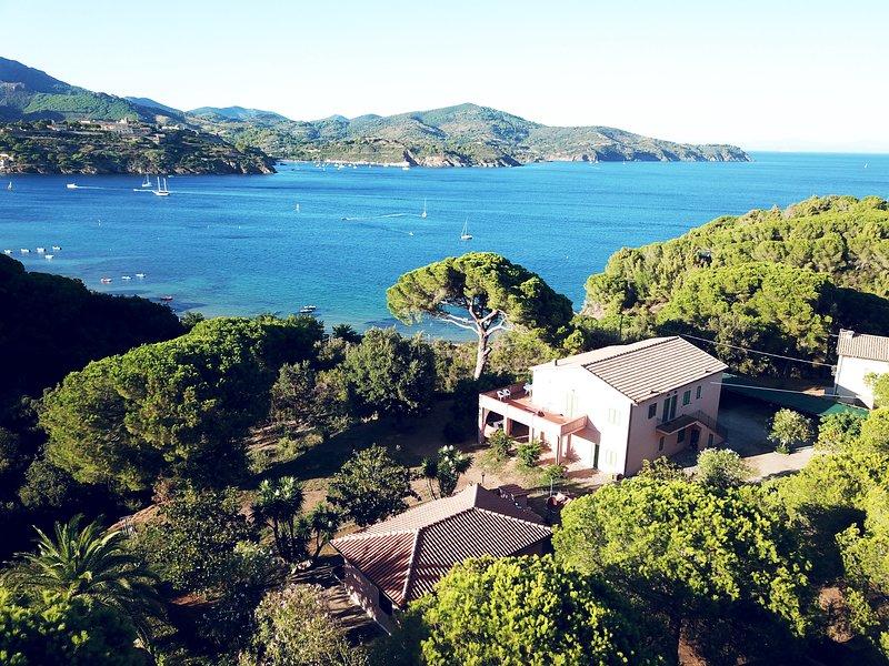 'Funghetto Apartment' - Capoliveri, Isola d'Elba (a 200 mt dal mare), holiday rental in Naregno