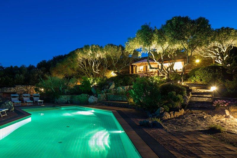 Villa Ogliastra, vacation rental in Cugnana