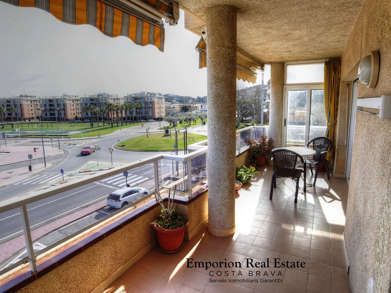 NICE APARTMENT A FEW METERS FROM THE BEACH – semesterbostad i Sant Antoni de Calonge