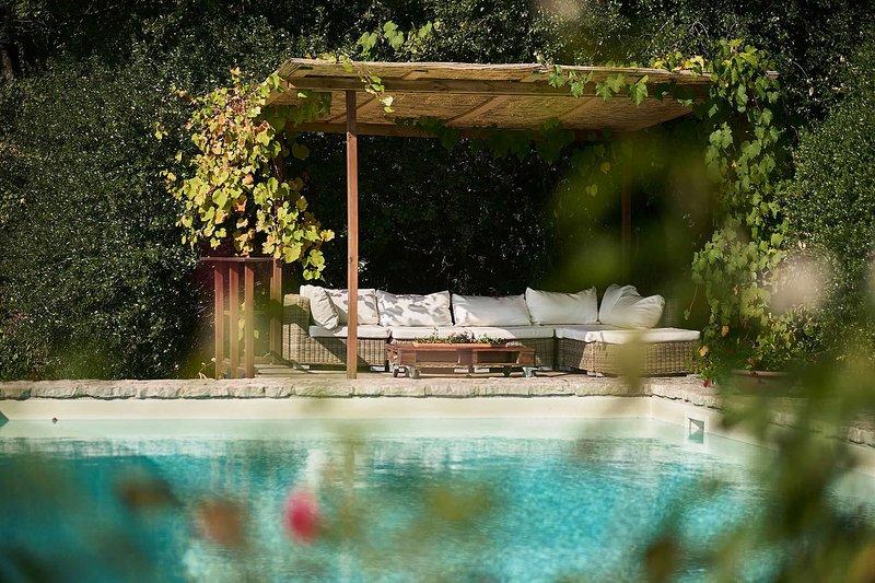 Villa Novellina, vacation rental in Lucardo