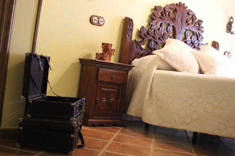 APARTAMENTOS RURALES ESENCIAS DE LA ALCARRIA, location de vacances à Horche