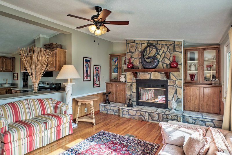 Pet-Friendly Home by Cloudland & Chickamauga!, alquiler de vacaciones en Rising Fawn