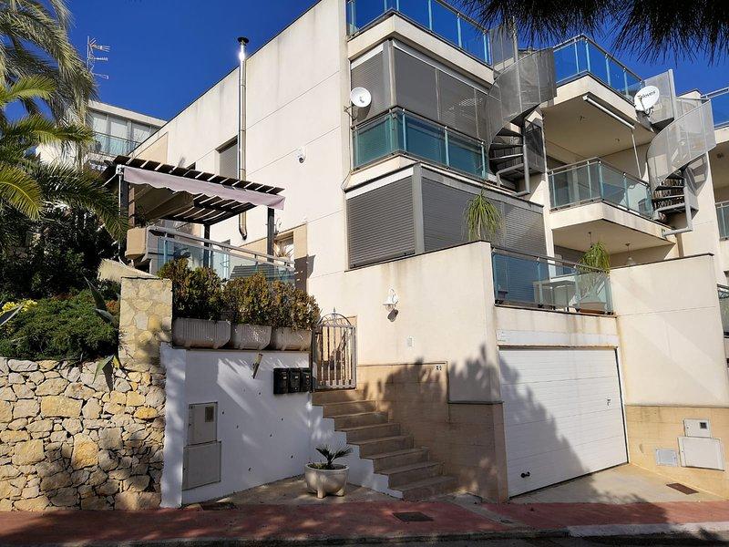 Casa de vacaciones Relax Vistas - Peñíscola, location de vacances à La Salzadella