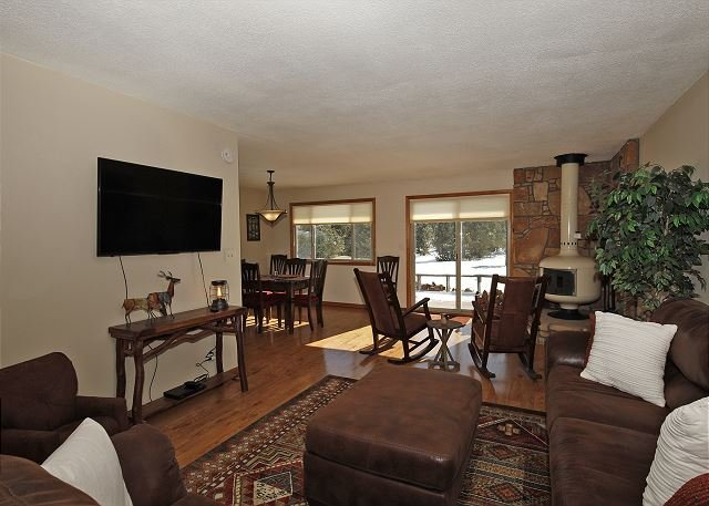 Lovely Ranch-Style Home - On Log Hill Mesa - Mountain Views, location de vacances à Ridgway