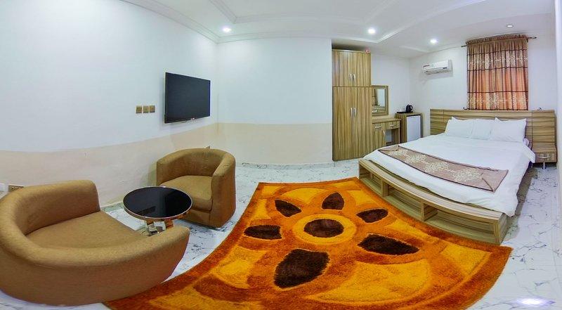 Centurion Apartments-Maitama, alquiler vacacional en Abuja