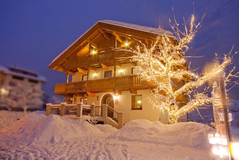 Apart Central: 8SZ FeWo mit privatem Wellnessbereich, direkt am Schilift, holiday rental in Astegg