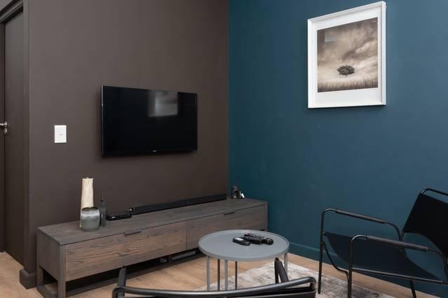 Smart TV con DSTV