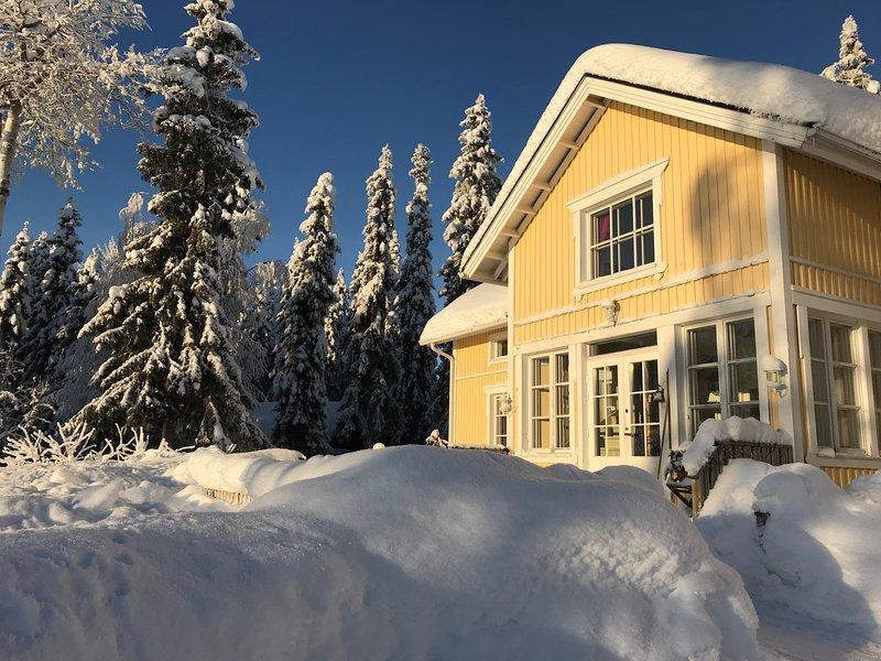 Villa Snowest, location de vacances à Rovaniemi