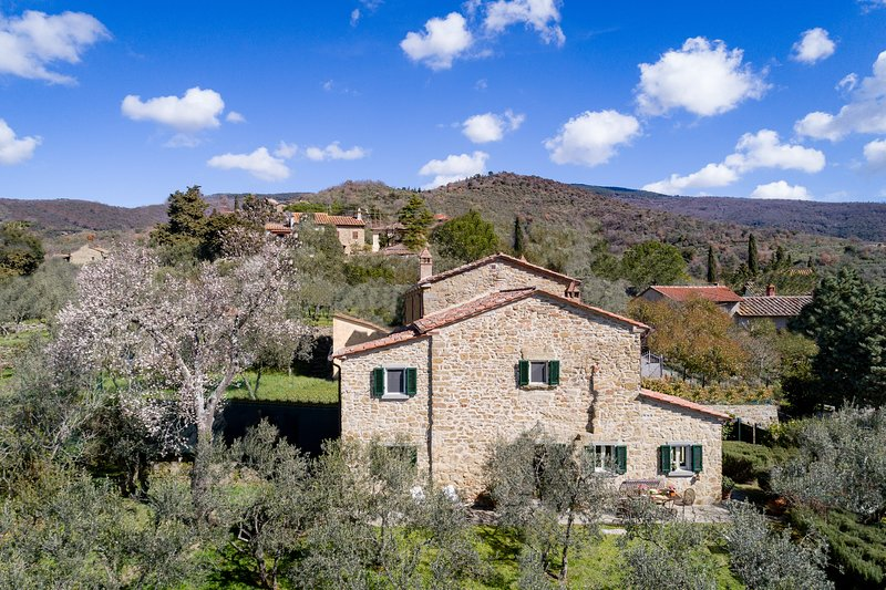 La Noce, peaceful location, quietness and relax, holiday rental in San Pietro a Cegliolo