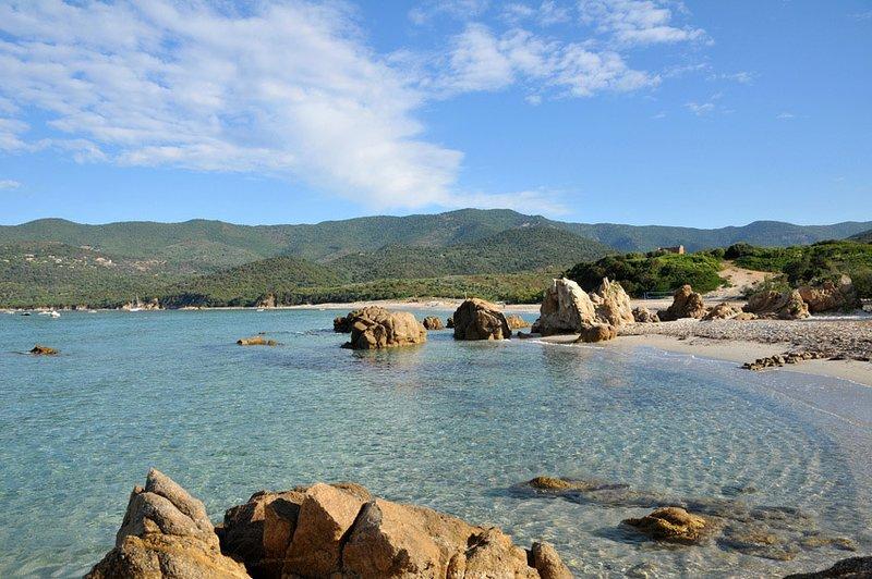 Nice Villa view on the Sea, holiday rental in Serra-di-Ferro