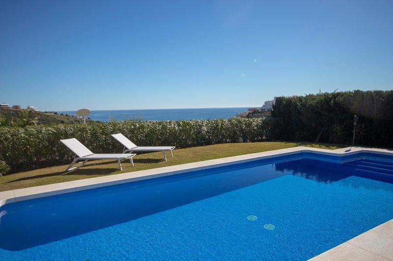 Villa Majestic View, alquiler vacacional en Casares