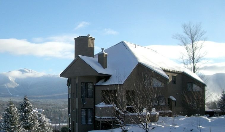 Top Rated Ski-In Ski-Out Townhome with GREAT VIEWS, vacation rental in Bretton Woods