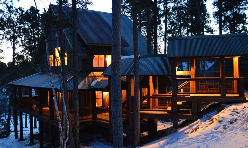 Mineral Mountain Lodge, holiday rental in Iola