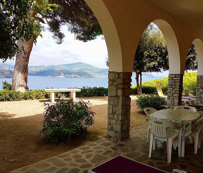 'Casa Anna 4 Apartment' - Capoliveri, Isola d'Elba (a 200 mt dal mare), holiday rental in Naregno