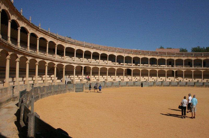 Arena di Ronda (a 250m)
