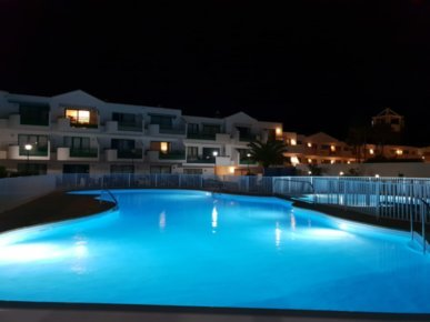 Luxury  Apartment On The Beach Of Las Cucharas, holiday rental in Costa Teguise