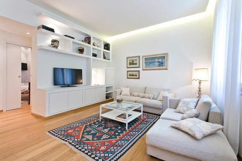 Apartment San domenico luxury, holiday rental in Moltacino
