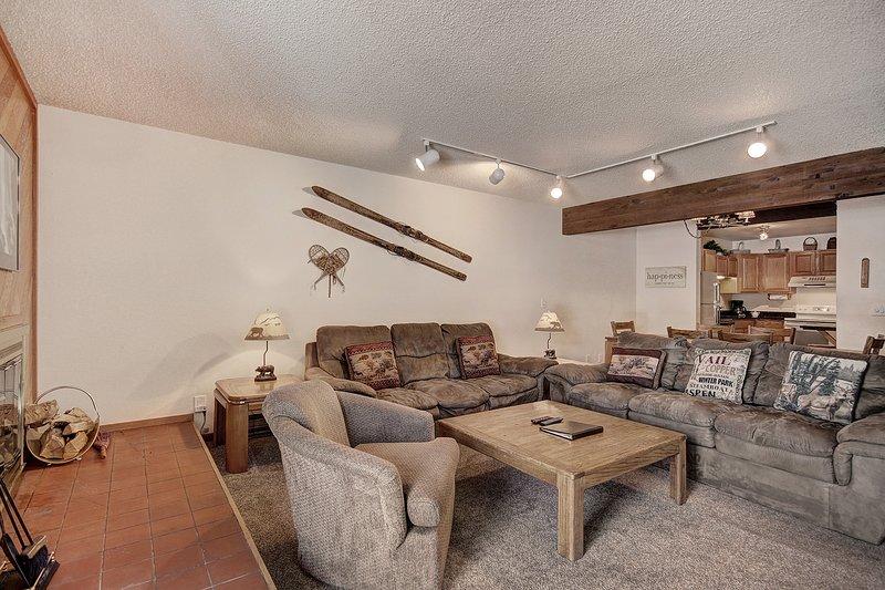 SkyRun Property - 'C203 Snowdance Condos' -