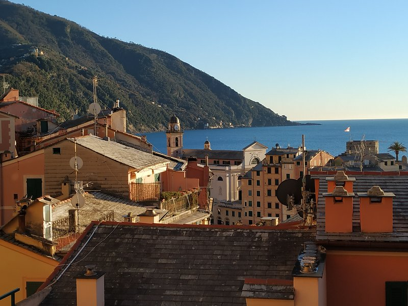 CieloMare - Balcony with Sea View, location de vacances à Vescina