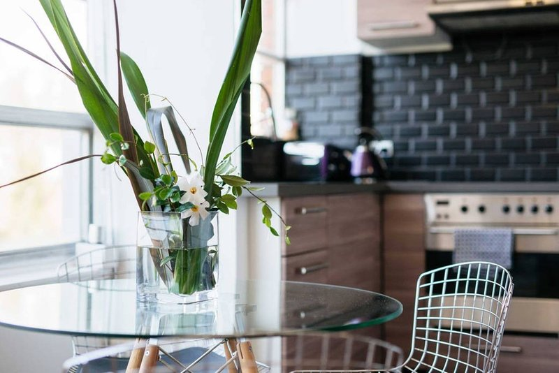 NY inspired aptmnt in sort after Elizabeth Bay, holiday rental in Double Bay
