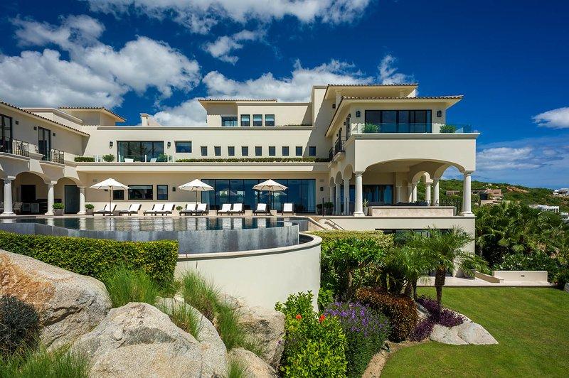 Villa Paradiso Perduto, holiday rental in Animas Bajas