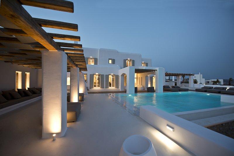 Dilles Villas - Zircon, casa vacanza a Tourlos