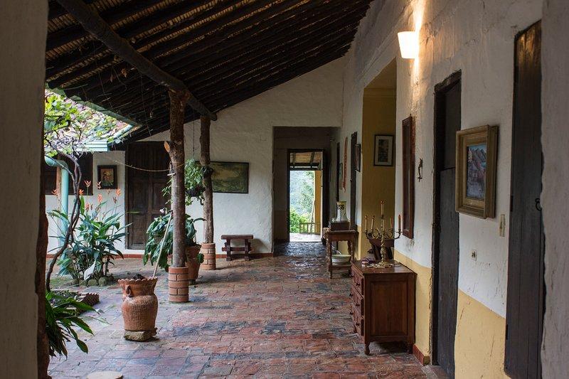 Finca Las Flores, holiday rental in Santander Department