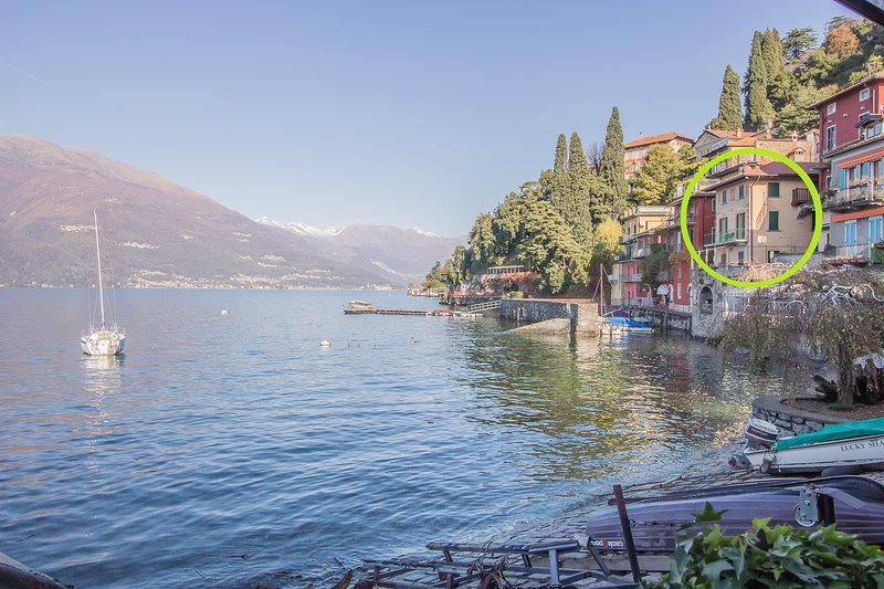 Elizabeth House Varenna, vacation rental in Varenna