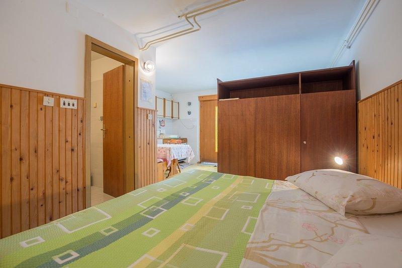Meubels, binnen, kamer, slaapkamer, Kast