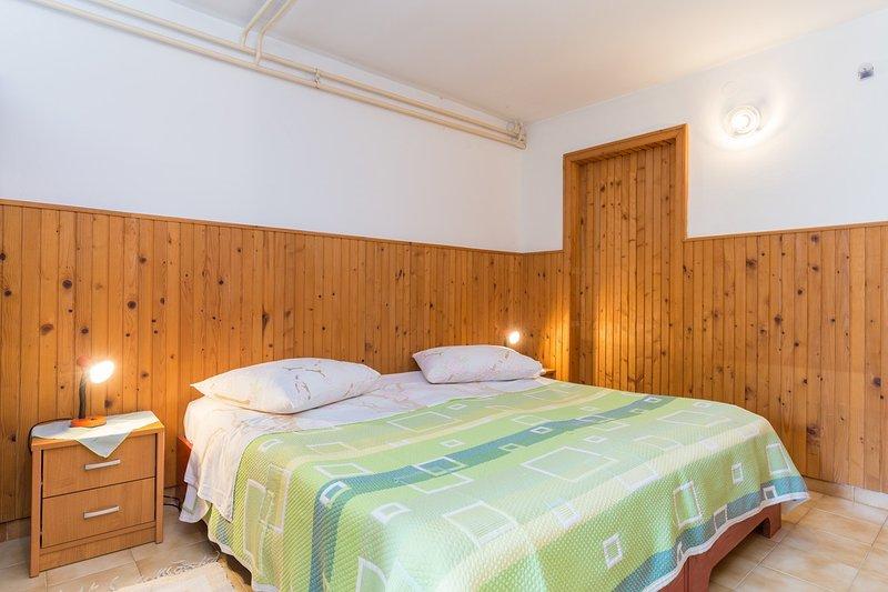 Slaapkamer, binnen, kamer, Meubels, Bed