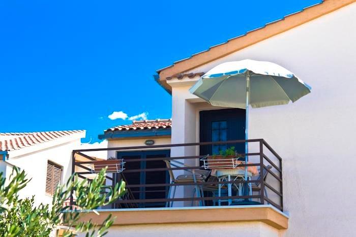 Balkon, Canopy, Veiligheidshek
