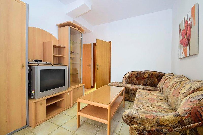 Mobili, soggiorno, interni, camera, schermo