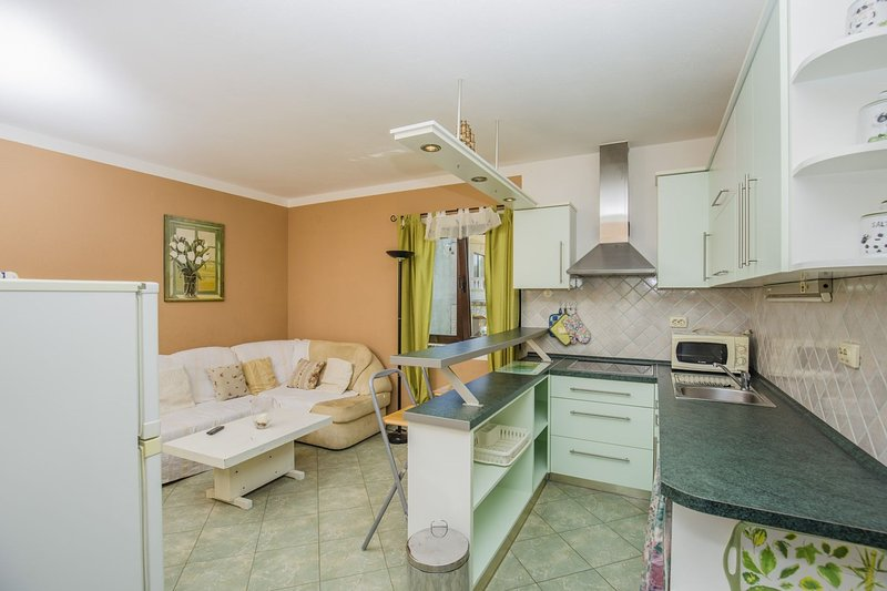 Sala, dentro de casa, revestimento, sala de estar, mobília
