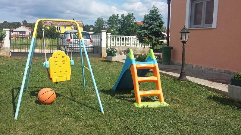 Playground,Play Area,Outdoor Play Area,Grass,Porch