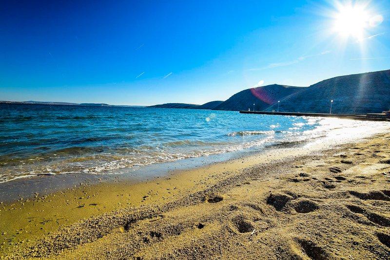 Naturaleza, agua, aire libre, mar, océano