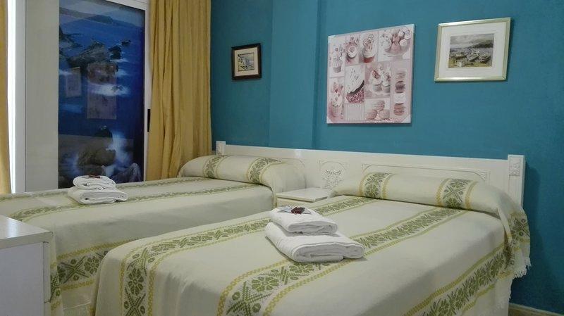 Habitacion doble double room