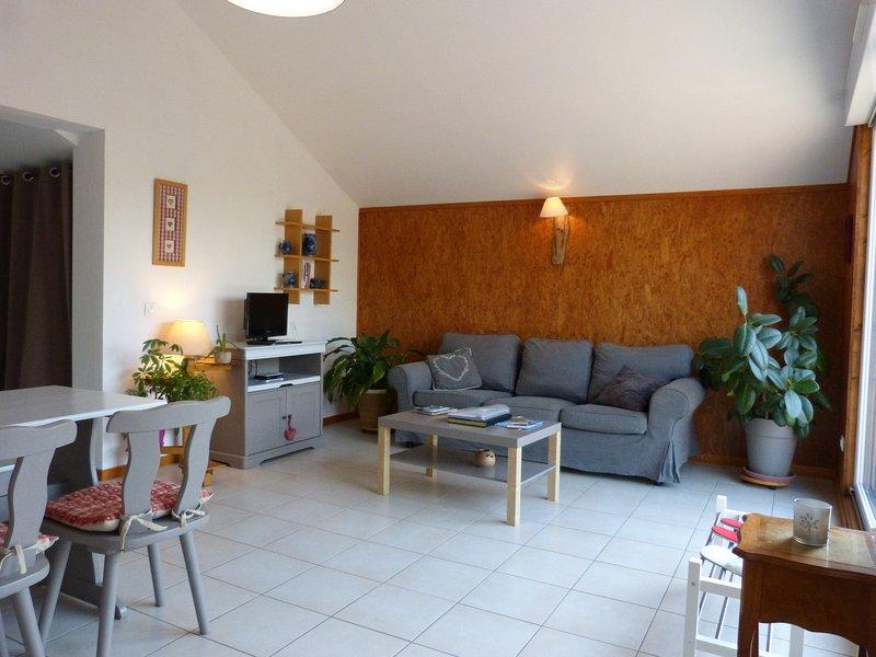 Gite des PAS. Logement les MIrabelles, location de vacances à Strasbourg