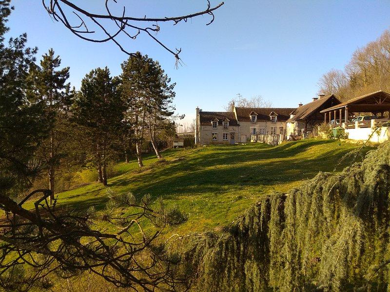 O' Clos du Rhuis'O, holiday rental in Pronleroy