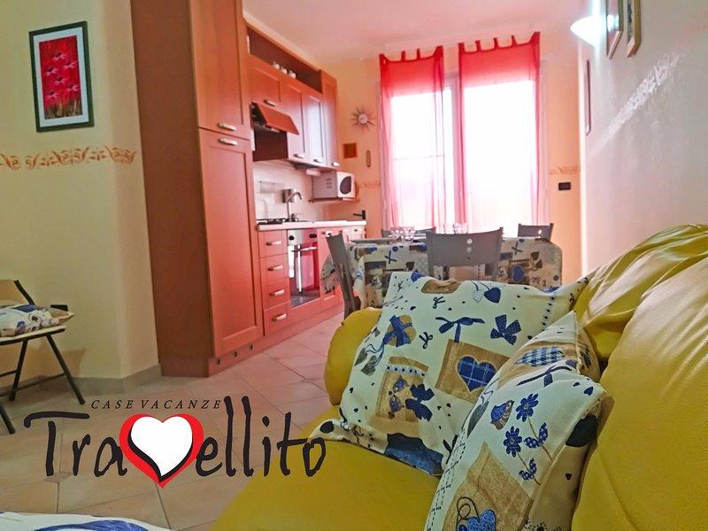 Casa Vacanza Raffaella Otranto 5 posti, casa vacanza a Uggiano La Chiesa