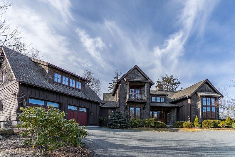 Elk Camp Lodge, alquiler de vacaciones en Jonas Ridge