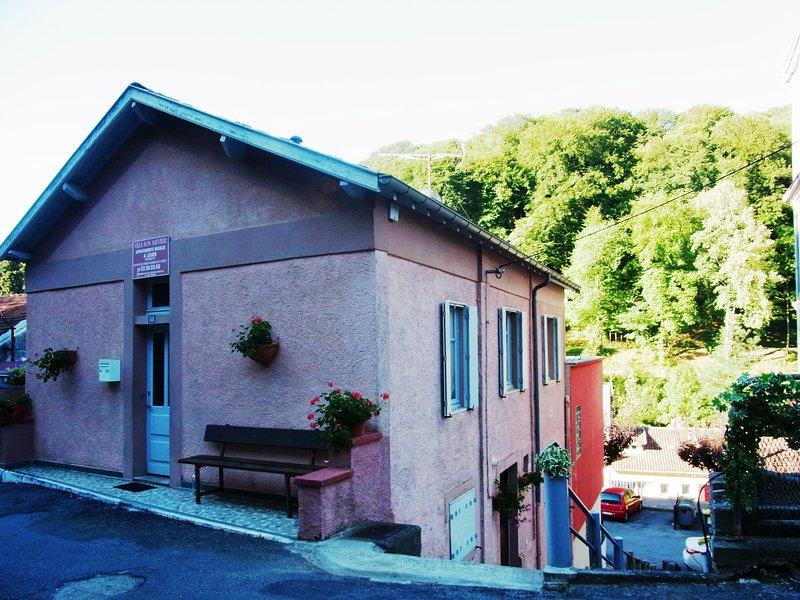 LOCATION SAISONNIERE CURE THERMALE, location de vacances à La Barthe-de-Neste