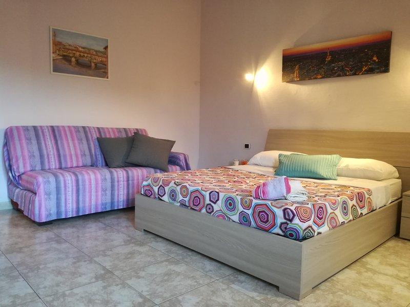 Home Firenze Signa;  a 10 Minuti dal Centro di Firenze, holiday rental in Poggio a Caiano